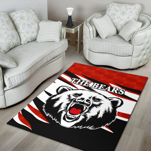 North Sydney Area Rug The Bears Unique Style K8