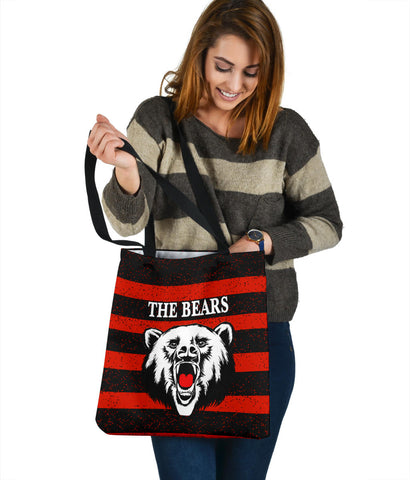 North Sydney Tote Bag The Bears Original Style K8