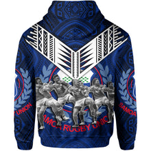 Load image into Gallery viewer, Samoa Hoodie Siva Tau TH4