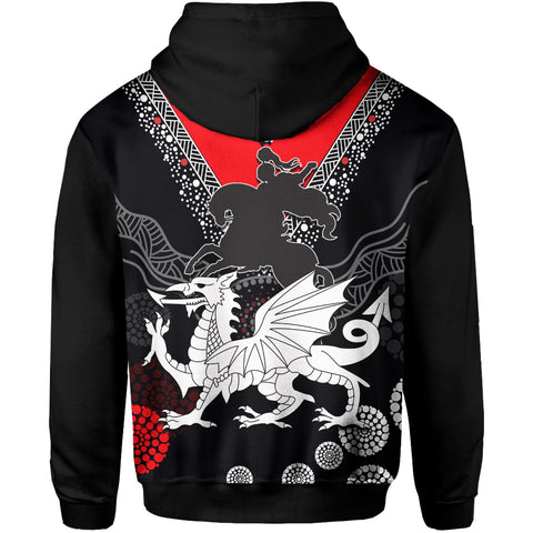 Image of ST.George Hoodie Aboriginal Th4