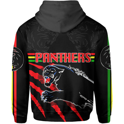 Panthers All Over Hoodie Claws TH4