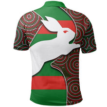 Load image into Gallery viewer, Rabbitohs Polo Shirt TH4