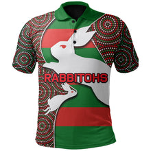 Load image into Gallery viewer, Rabbitohs Polo Shirt
