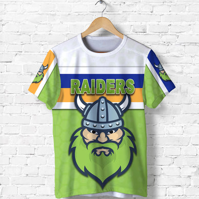 Canberra T Shirt Raiders Viking