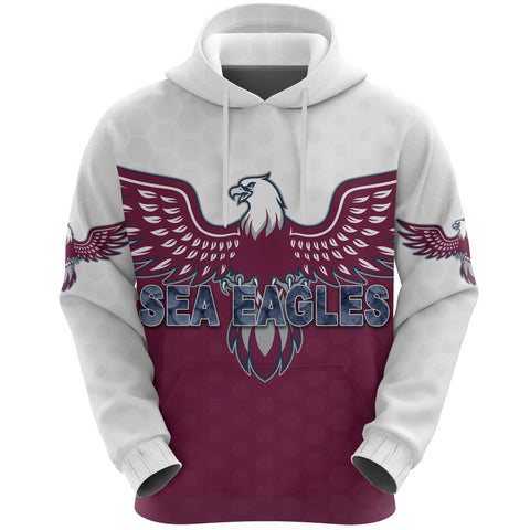 Image of Warringah Hoodie Sea Eagles
