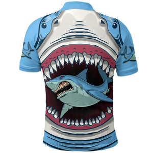 Sharks Rugby Polo Shirt K4