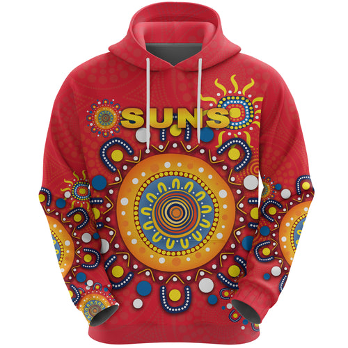 Gold Coast Hoodie Suns Indigenous