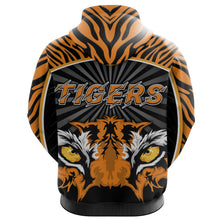 Load image into Gallery viewer, Wests Hoodie Rugby - Tigers TH5