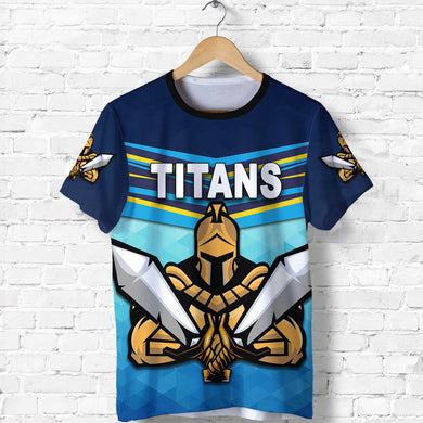 Gold Coast T Shirt Titans Gladiator