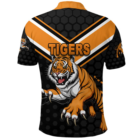 Image of Wests Polo Shirt Tigers K8