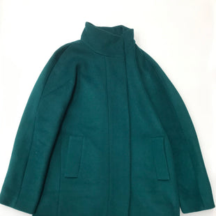 Primary Photo - BRAND: J CREW O STYLE: COAT SHORT COLOR: GREEN SIZE: M SKU: 212-21252-13350