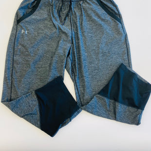 Primary Photo - BRAND: UNDER ARMOUR STYLE: ATHLETIC CAPRIS COLOR: GREY SIZE: S SKU: 212-21252-10401