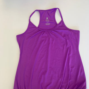Primary Photo - BRAND: OLD NAVY STYLE: ATHLETIC TANK TOP COLOR: PURPLE SIZE: S SKU: 212-21245-1387