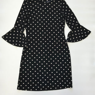 Primary Photo - BRAND: TOMMY HILFIGER STYLE: DRESS SHORT LONG SLEEVE COLOR: POLKADOT SIZE: 4 SKU: 212-21255-11079