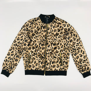 Primary Photo - BRAND:    CLOTHES MENTOR STYLE: JACKET OUTDOOR COLOR: LEOPARD PRINT SIZE: S SKU: 212-21252-10353