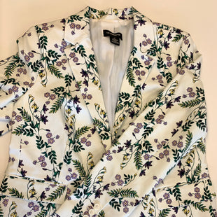 Primary Photo - BRAND: LIZ CLAIBORNE STYLE: BLAZER JACKET COLOR: FLORAL SIZE: M SKU: 212-21252-13036
