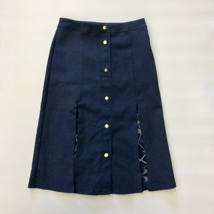 Primary Photo - BRAND: EVA MENDES STYLE: SKIRT COLOR: BLUE SIZE: 0 SKU: 212-21255-10196