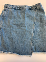 Primary Photo - BRAND: ANN TAYLOR LOFT <BR>STYLE: SKIRT <BR>COLOR: DENIM <BR>SIZE: 4 <BR>SKU: 212-21255-12322