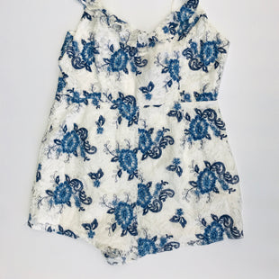 Primary Photo - BRAND: FOREVER 21 STYLE: DRESS SHORT SLEEVELESS COLOR: BLUE WHITE SIZE: XL SKU: 212-21268-5053