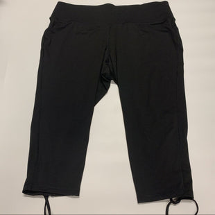 Primary Photo - BRAND: LIVI ACTIVE STYLE: ATHLETIC CAPRIS COLOR: BLACK SIZE: 2X SKU: 212-21252-11006