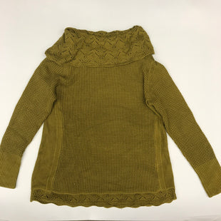 Primary Photo - BRAND: CHICOS STYLE: SWEATER HEAVYWEIGHT COLOR: GREEN SIZE: 2 SKU: 212-21261-14342