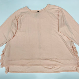 Primary Photo - BRAND: CUPIO STYLE: TOP LONG SLEEVE BASIC COLOR: PINK SIZE: 2X SKU: 212-21252-12790