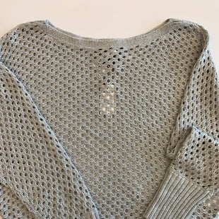 Primary Photo - BRAND: EXPRESS STYLE: SWEATER LIGHTWEIGHT COLOR: SILVER SIZE: S SKU: 212-21255-12285