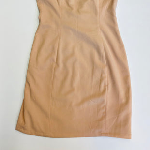 Primary Photo - BRAND: FOREVER 21 STYLE: DRESS SHORT SLEEVELESS COLOR: NUDE SIZE: M SKU: 212-21245-1196