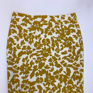 Primary Photo - BRAND: ANN TAYLOR LOFT STYLE: SKIRT COLOR: YELLOW SIZE: 6 SKU: 212-21268-4967