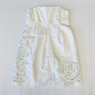 Primary Photo - BRAND: LILLY PULITZER STYLE: DRESS SHORT SLEEVELESS COLOR: WHITE SIZE: 6 SKU: 212-21268-4937
