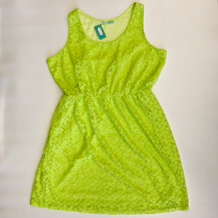 Primary Photo - BRAND: MAURICES STYLE: DRESS SHORT SLEEVELESS COLOR: NEON SIZE: XL SKU: 212-21235-17185