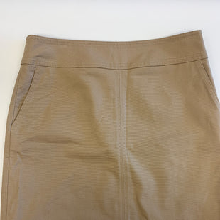 Primary Photo - BRAND: TALBOTS STYLE: SKIRT COLOR: BROWN SIZE: 6 SKU: 212-21261-13878