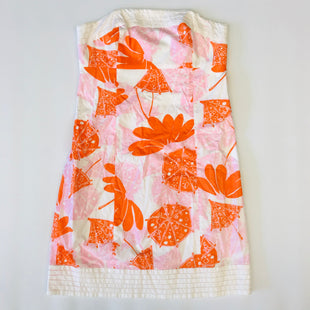 Primary Photo - BRAND: LILLY PULITZER STYLE: DRESS SHORT SLEEVELESS COLOR: ORANGEPINK SIZE: 6 SKU: 212-21268-1801