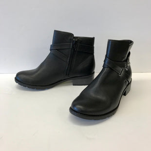 Primary Photo - BRAND: CROFT AND BARROW STYLE: BOOTS ANKLE COLOR: BLACK SIZE: 8 SKU: 212-21252-13457