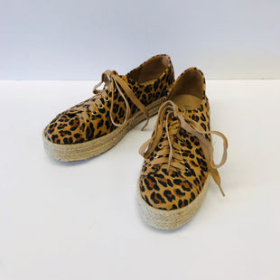 Primary Photo - BRAND:    CLOTHES MENTOR STYLE: SHOES FLATS COLOR: ANIMAL PRINT SIZE: 8.5 SKU: 212-21281-145