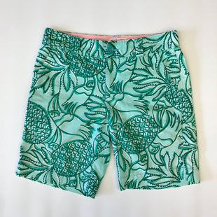 Primary Photo - BRAND: LILLY PULITZER STYLE: SHORTS COLOR: BLUE GREEN SIZE: 4 SKU: 212-21268-4259