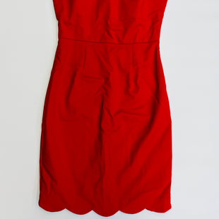 Primary Photo - BRAND: FOREVER 21 STYLE: DRESS SHORT SLEEVELESS COLOR: RED SIZE: S SKU: 212-21268-4906