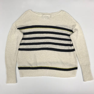 Primary Photo - BRAND: ANN TAYLOR LOFT STYLE: SWEATER LIGHTWEIGHT COLOR: WHITE SIZE: S SKU: 212-21255-12352