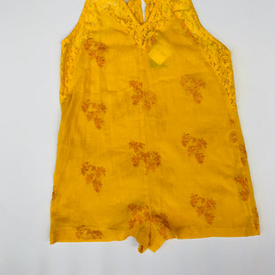 Primary Photo - BRAND: FREE PEOPLE STYLE: DRESS SHORT SLEEVELESS COLOR: YELLOW SIZE: XS SKU: 212-21268-2916