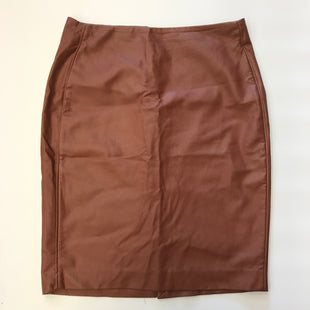 Primary Photo - BRAND: LIMITED STYLE: SKIRT COLOR: BROWN SIZE: 12 SKU: 212-21245-1366RAYON SHELL
