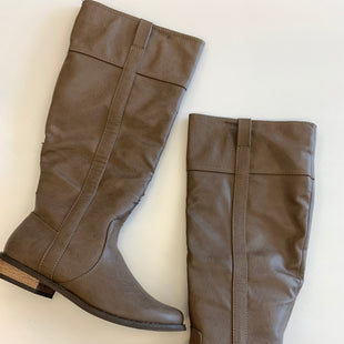 Primary Photo - BRAND:    CLOTHES MENTOR STYLE: BOOTS KNEE COLOR: BROWN SIZE: 6 SKU: 212-21255-8644
