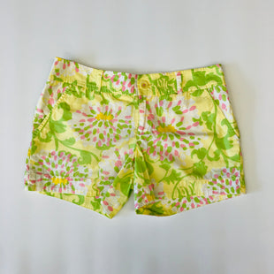Primary Photo - BRAND: LILLY PULITZER STYLE: SHORTS COLOR: YELLOW SIZE: 4 SKU: 212-21255-10430