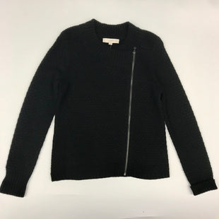 Primary Photo - BRAND: ANN TAYLOR LOFT STYLE: JACKET OUTDOOR COLOR: BLACK SIZE: M SKU: 212-21261-13144