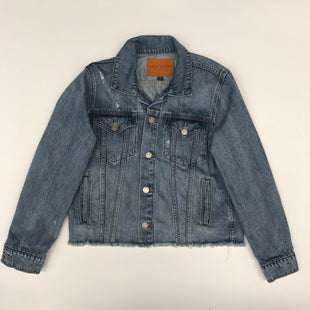 Primary Photo - BRAND: LUCKY BRAND STYLE: JACKET OUTDOOR COLOR: DENIM SIZE: M SKU: 212-21268-6182