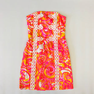 Primary Photo - BRAND: LILLY PULITZER STYLE: DRESS SHORT SLEEVELESS COLOR: NEON SIZE: 0 SKU: 212-21275-169