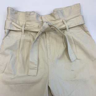 Primary Photo - BRAND: WHO WHAT WEAR STYLE: PANTS COLOR: CREAM SIZE: 10 SKU: 212-21268-4306