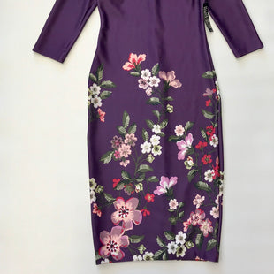 Primary Photo - BRAND: NEW YORK AND CO STYLE: DRESS LONG LONG SLEEVE COLOR: PURPLE SIZE: S SKU: 212-21255-11081