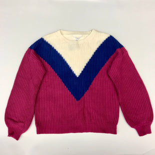 Primary Photo - BRAND: TIME AND TRU STYLE: SWEATER LIGHTWEIGHT COLOR: PINK SIZE: M SKU: 212-21255-8975