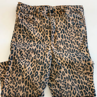 Primary Photo - BRAND: 111 STATE STYLE: PANTS COLOR: ANIMAL PRINT SIZE: 28 SKU: 212-21255-12091