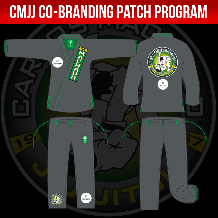 Affiliate Patched Academy Uniform